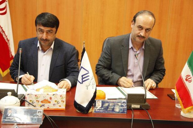 نظام مهندسی و میراث فرهنگی گلستان تفاهم نامه همکاری امضا کردند