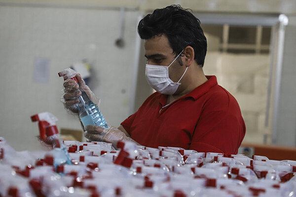 فراوری روزانه 7 هزار و 200 لیتر آب ژاول در ایلام