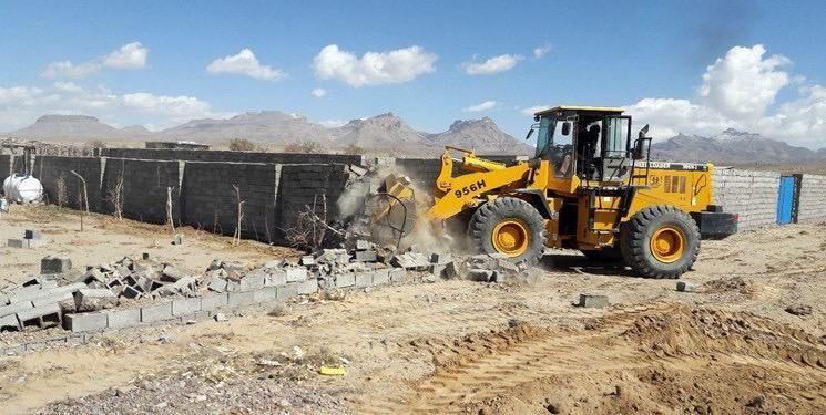 خبرنگاران نزدیک به سه میلیون متر مربع از اراضی ملی در کردستان برطرف تصرف شد
