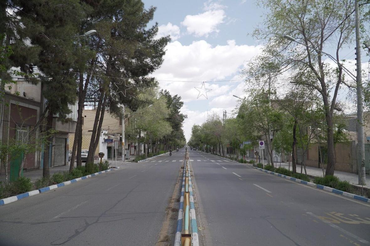 خبرنگاران 96 درصد مردم استان مرکزی طرح ممنوعیت تردد را رعایت کردند