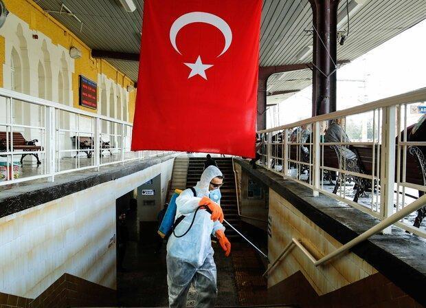 ترکیه و امارات در مخمصه کرونا