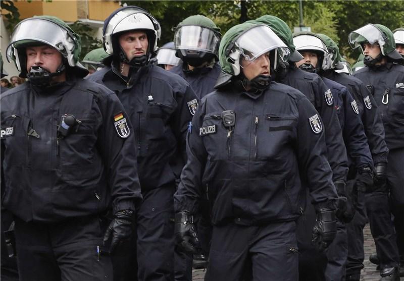 عملیات ضد تروریستی در ایالت زاکسن آلمان