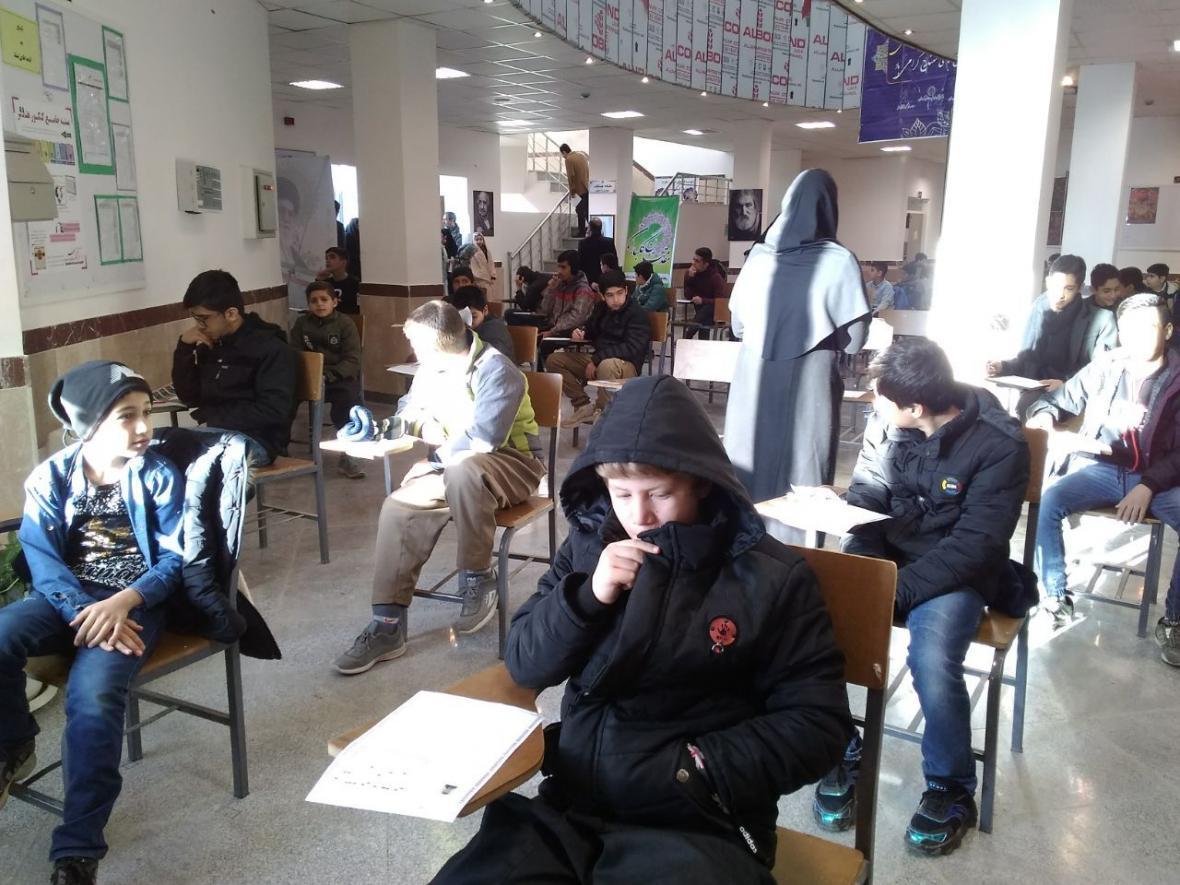 خبرنگاران امتحانات نهایی دانش آموزان پایه دوازدهم حضوری برگزار می گردد