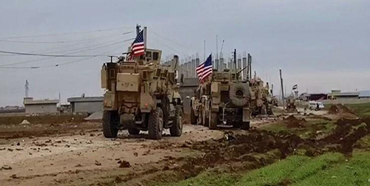 اهالی سه روستا در شمال سوریه راه کاروان نظامیان آمریکایی را سد کردند