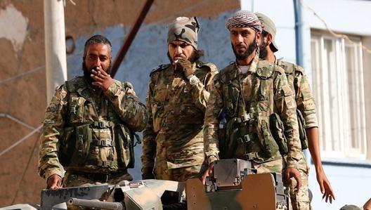 گروهک های تحت حمایت ترکیه در سوریه بر سر اموال سرقتی به جان هم افتادند