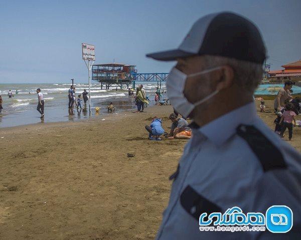 اعلام افزایش مناطق خطرآفرین دریا در گیلان
