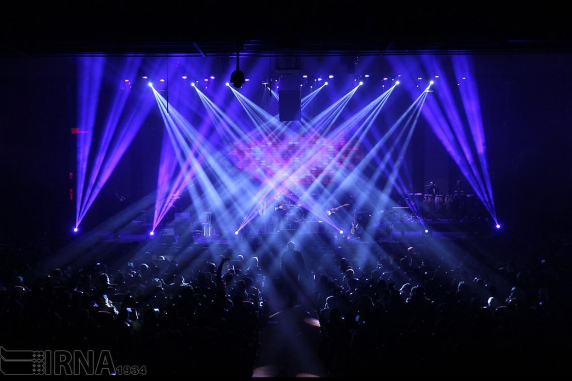 خبرنگاران اولین کنسرت سال برگزار می گردد