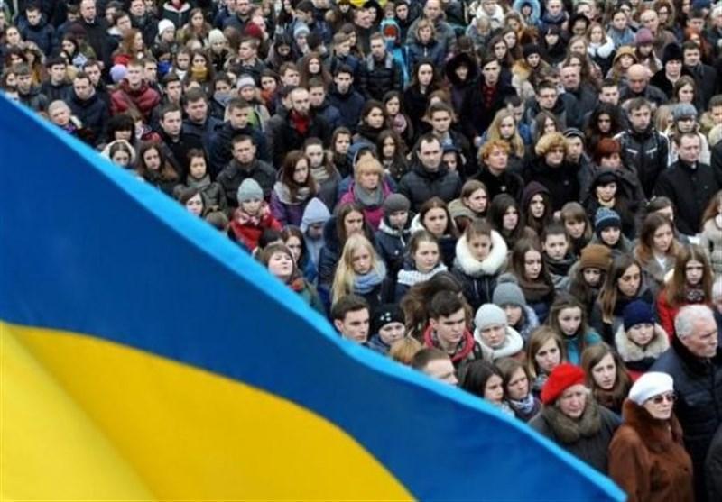 جمعیت اوکراین به شدت کاهش یافته است