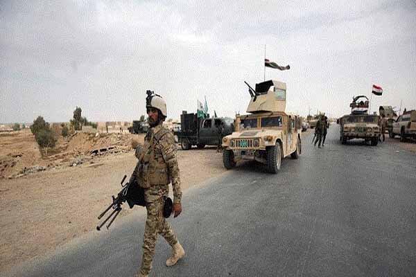 نیروهای عراقی یک شبکه وابسته به داعش را شناسایی و منهدم کردند