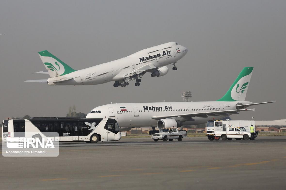 خبرنگاران ماهان سه پرواز بجنورد را لغو کرد
