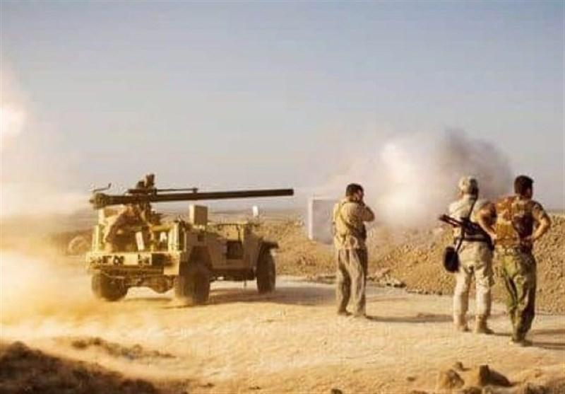 عراق، موفقیت چشمگیر حشد شعبی در دفع نفوذ داعش به دیالی و صلاح الدین