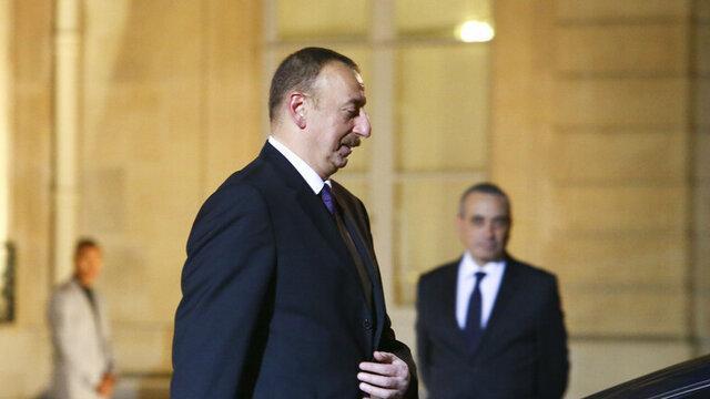 الهام علی اف: شهر جبرئیل از اشغال ارمنستان آزاد شد، ایروان تکذیب کرد