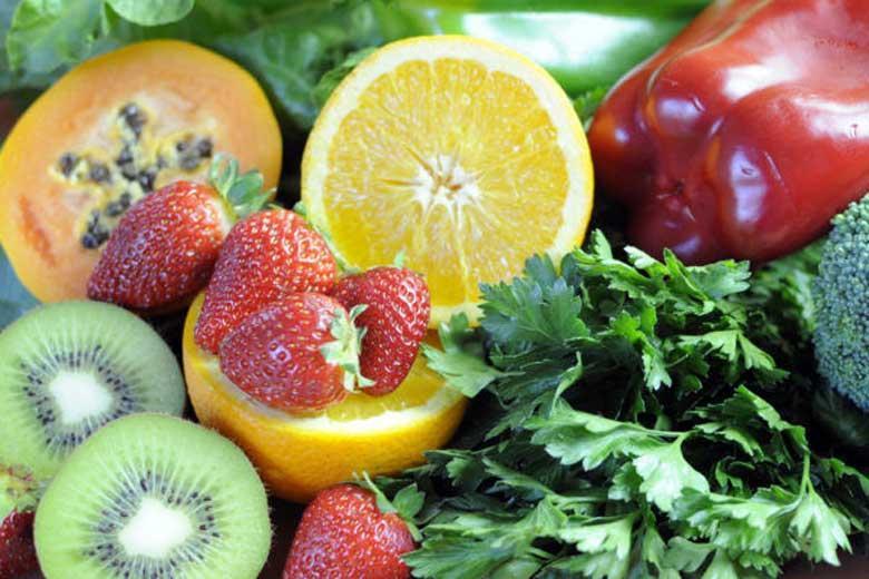 جلوگیری از کاهش حجم عضلات با ویتامین C