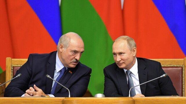 واکنش جدید پوتین به بحران سیاسی بلاروس