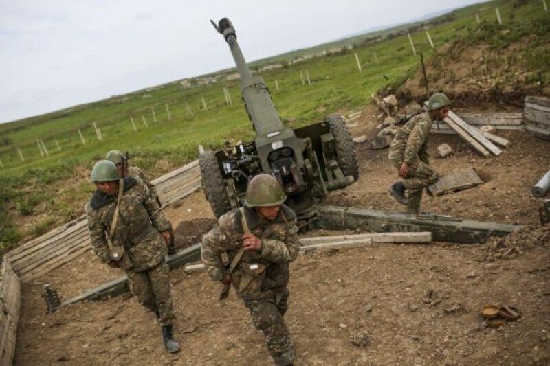 توافق آتش بس میان جمهوری آذربایجان و ارمنستان