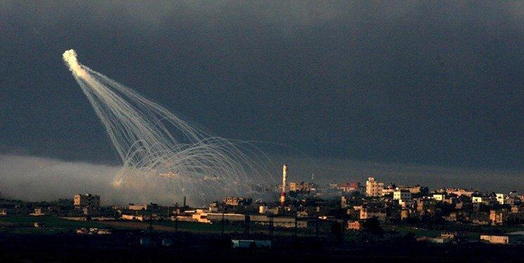 واکنش ارمنستان به استفاده از بمب فسفری علیه جمهوری آذربایجان