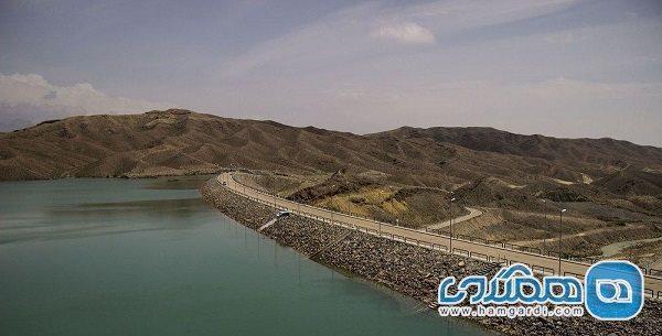 اعلام اجرای طرح گردشگری آب در دو سد استان سمنان