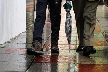 ایران در مهر ماه کم بارش بود ، شرایط بارش ها در آبان و آذر