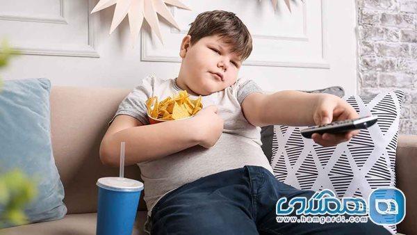 کرونا خطر ابتلا به چاقی در بچه ها را افزایش می دهد