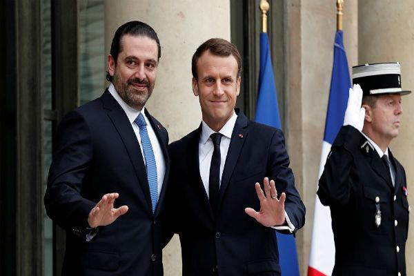 دخالت واشنگتن و پاریس در تشکیل دولت لبنان، حضور حزب الله ممنوع!