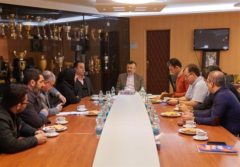 سومین نشست کمیته فنی فدراسیون والیبال برگزار می گردد