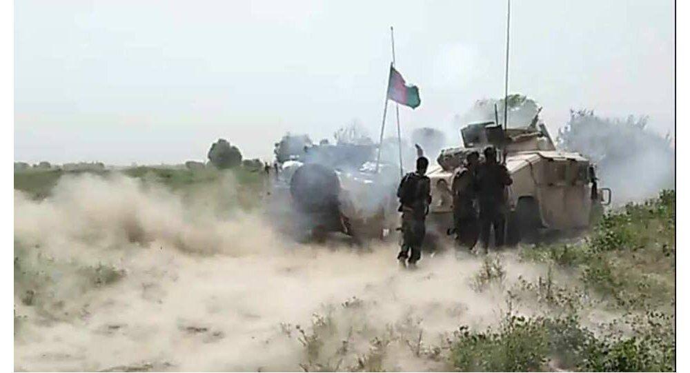 نبرد طالبان و نیروهای دولتی افغانستان 33 کشته برجای گذاشت