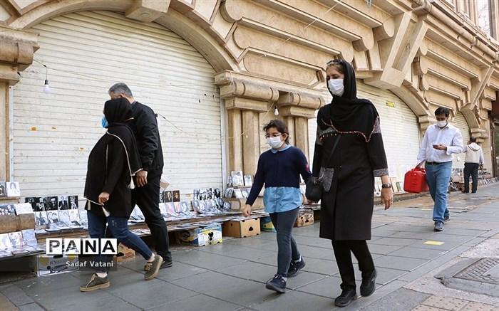 ماسک های اهدایی کره جنوبی به بی خانمان های شهر تهران رسید