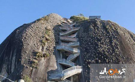 ال پنیول یا صخره گواتاپه؛ زیباترین صخره دنیا