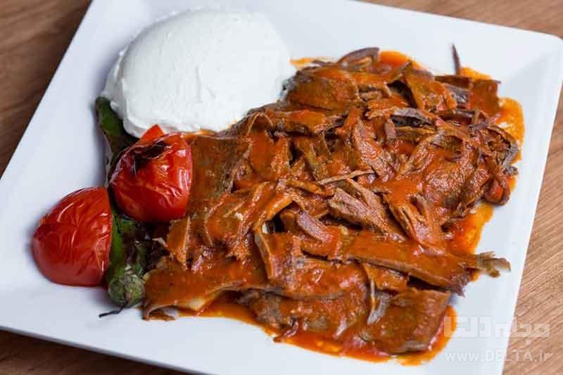 اسکندر کباب؛ طعم اصیل یک غذای ترکی