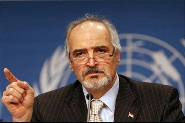 بشار جعفری: غرب مسئول رنج های ملت سوریه در 9 سال گذشته است