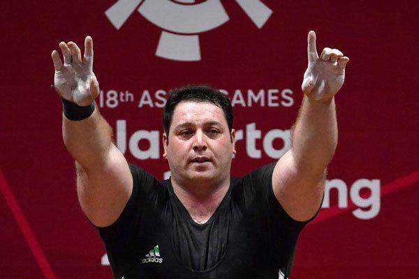 برپایی اردوی تیم ملی وزنه برداری جوانان کشور از اول دی ماه