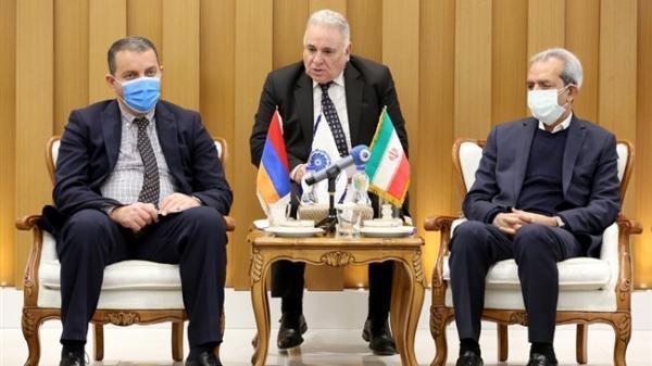 ایران و ارمنستان باید بر فراوری مشترک تمرکز نمایند
