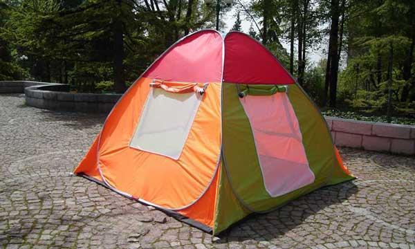 نحوه جمع کردن چادر مسافرتی (آموزش تصویری)