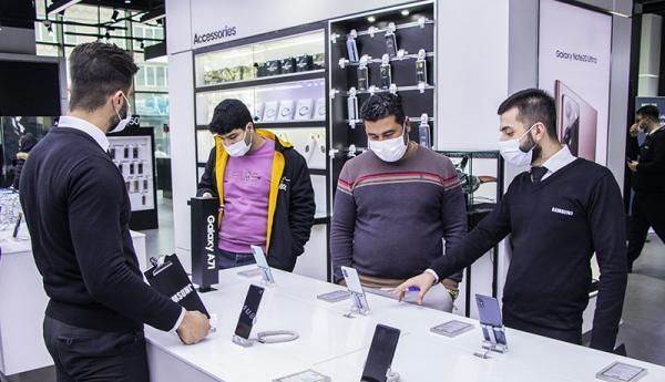 قیمت انواع گوشی امروز 26 بهمن 99