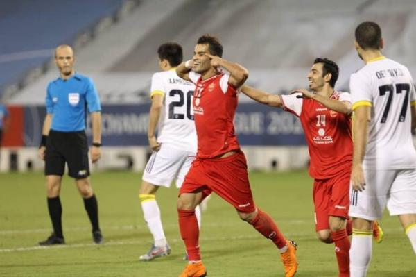 درخواست جدید باشگاه پرسپولیس از AFC برای مهاجم محروم سرخپوشان