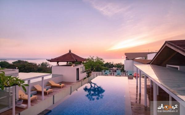 هتل بستن وسترن کوتا بیچ بالی؛ اقامتگاه مورد علاقه افراد معروف، عکس