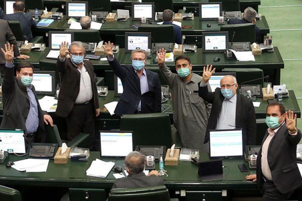 شکایت نمایندگان مجلس از روحانی و نوبخت