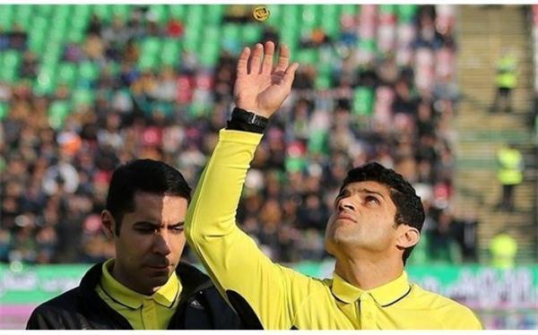 معرفی تیم های داوری مرحله یک شانزدهم نهایی جام حذفی ایران