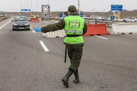 سرانجام مهلت خروج خودروهای غیربومی از شهرهای کرونایی؛ جریمه متخلفان از امروز!