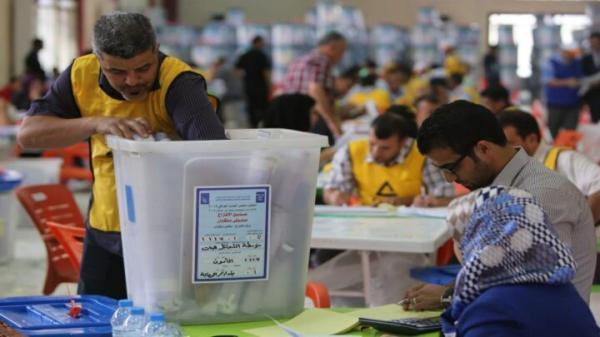 انتخابات پارلمانی برای عراقی های مقیم خارج برگزار نمی شود