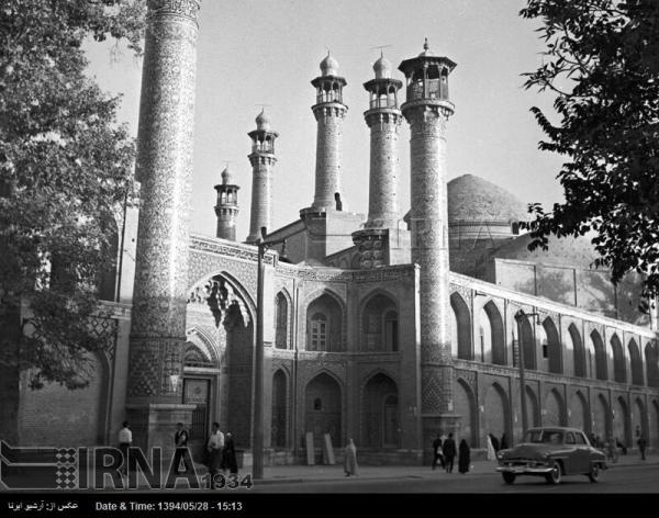 خبرنگاران ابلاغ نقشه محدوده عرصه و حریم 6 اثر به استاندار تهران