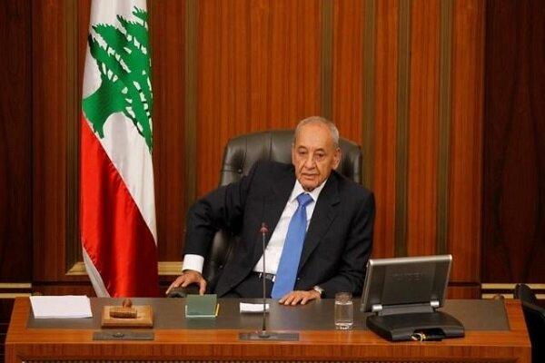 کوشش بری برای نزدیک کردن دیدگاه ها درباره تشکیل کابینه لبنان