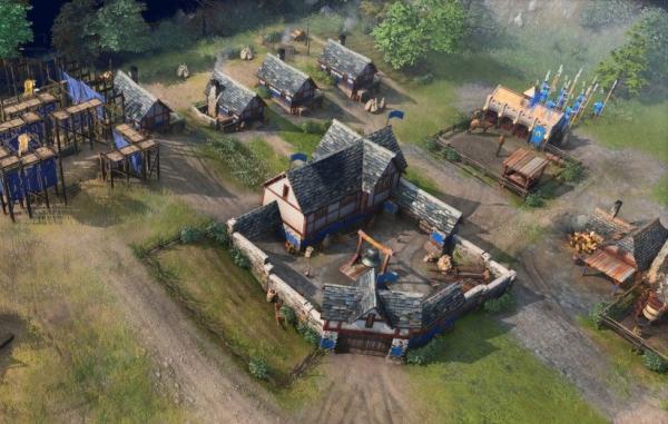 بازی Age of Empires IV پاییز سال جاری منتشر می گردد؛ گیم پلی آن را ببینید