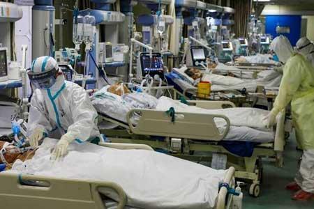 بستری 2 هزار و 95 بیمار کرونایی در بخش مراقبت های ویژه پایتخت