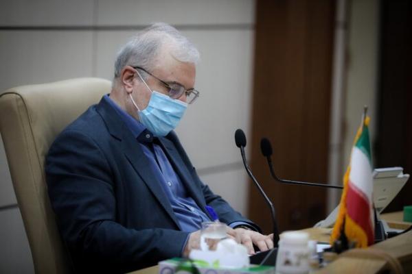 پیام تبریک وزیر بهداشت به وزرای بهداشت کشورهای اسلامی به مناسبت عید فطر