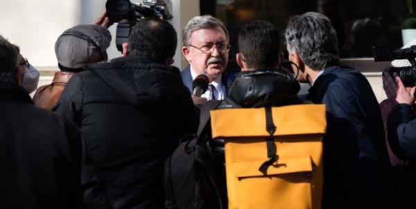 اولیانوف: مذاکرات به نقطه تصمیم گیری سیاسی رسیده است