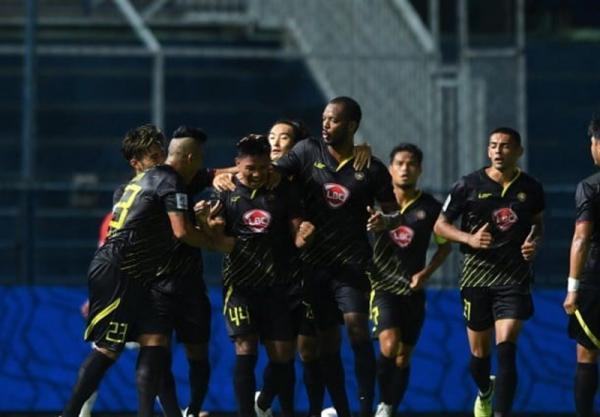 لیگ قهرمانان آسیا، پیروزی آسان پاتوم تایلند برابر حریف فیلیپینی
