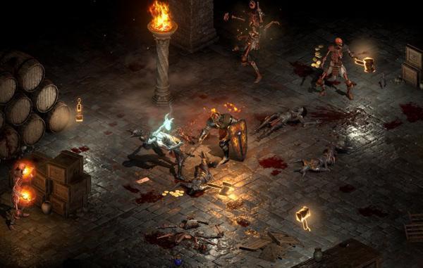 تاریخ عرضه بازسازی Diablo II معین شد