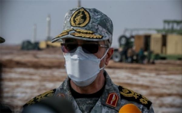 دستور سرلشکر باقری در پی حادثه واژگونی اتوبوس حامل سربازان