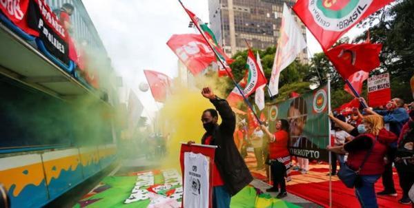 تظاهرات گسترده علیه ترامپِ برزیل، دادگاه با تحقیقات علیه بولسونارو موافقت کرد